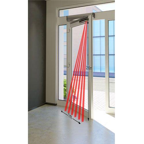 opener with door automatic diy aluminimum frame ubergizmo timer